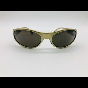 bolle Accessories - Bolle France Dale Jarret Sunglasses light gold